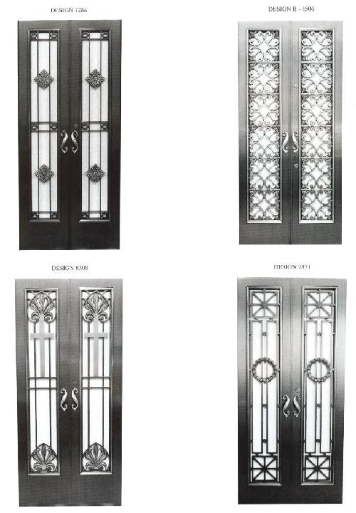 mausoleum bronze doors